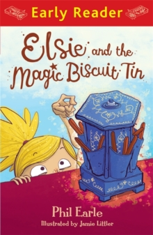Early Reader: Elsie and the Magic Biscuit Tin, Paperback Book