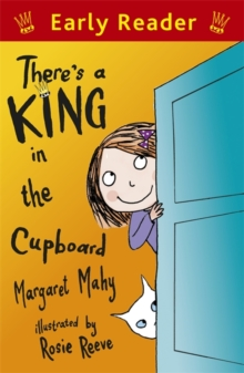 Early Reader: There's a King in the Cupboard, Paperback Book