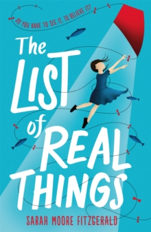 The List of Real Things, Paperback / softback Book