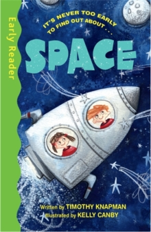 Early Reader Non Fiction: Space, Paperback Book