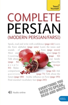 Complete Modern Persian Beginner to Intermediate Course : Learn to Read, Write, Speak and Understand a New Language with Teach Yourself, Mixed media product Book