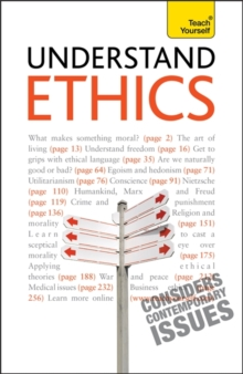 Understand Ethics: Teach Yourself, Paperback Book
