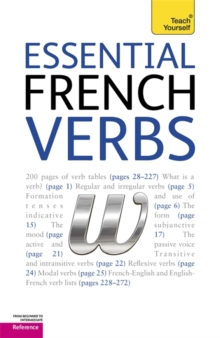 Essential French Verbs: Teach Yourself, Mixed media product Book