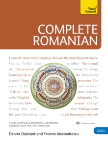 Complete Romanian Beginner to Intermediate Course : (Book and audio support), Mixed media product Book