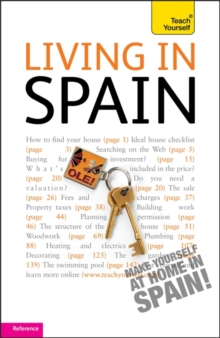 Living in Spain: Teach Yourself, Mixed media product Book