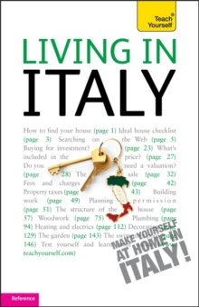 Living in Italy: Teach Yourself, Mixed media product Book