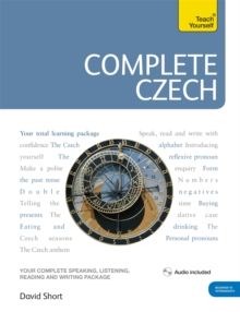 Complete Czech Beginner to Intermediate Course : (Book and audio support), Mixed media product Book