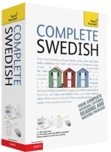 Complete Swedish Beginner to Intermediate Book and Audio Course : Learn to Read, Write, Speak and Understand a New Language with Teach Yourself, Mixed media product Book