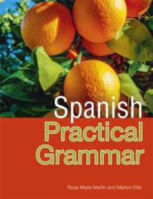 Pasos Spanish Practical Grammar : 4th Edition, Paperback / softback Book