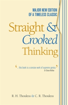 Straight and Crooked Thinking, Paperback Book