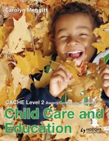 CACHE Level 2 Award/Certificate/Diploma in Child Care and Education, PDF eBook