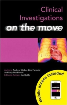 Clinical Investigations on the Move, Mixed media product Book