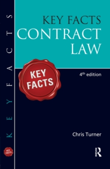 Key Facts Contract Law, PDF eBook