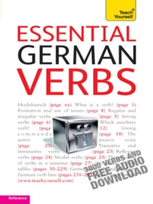 Essential German Verbs: Teach Yourself, EPUB eBook