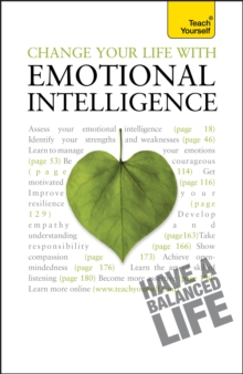 Change Your Life With Emotional Intelligence : A psychological workbook to boost emotional awareness and transform relationships, EPUB eBook
