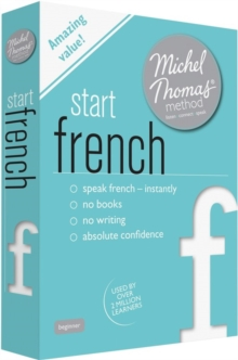 Start French (Learn French with the Michel Thomas Method), CD-Audio Book