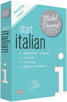 Start Italian (Learn Italian with the Michel Thomas Method), CD-Audio Book