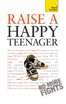 Raise a Happy Teenager: Teach Yourself, EPUB eBook