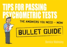 Tips for Passing Psychometric Tests: Bullet Guides, Paperback Book