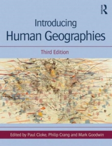 Introducing Human Geographies, Paperback Book
