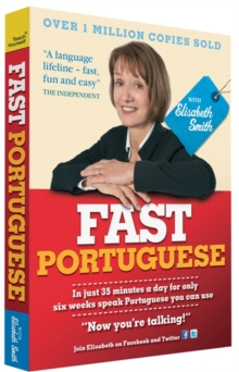 Fast Portuguese with Elisabeth Smith (Coursebook), Mixed media product Book
