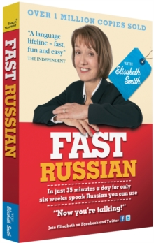 Fast Russian with Elisabeth Smith (Coursebook), Mixed media product Book