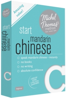 Start Mandarin Chinese (Learn Mandarin Chinese with the Michel Thomas Method), CD-Audio Book