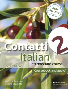 Contatti 2 Italian Intermediate Course 2nd Edition revised : Coursebook and CDs, Mixed media product Book