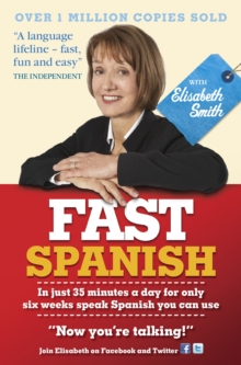 Fast Spanish with Elisabeth Smith (Coursebook), EPUB eBook