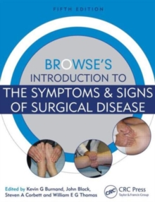 Browse's Introduction to the Symptoms & Signs of Surgical Disease, Mixed media product Book