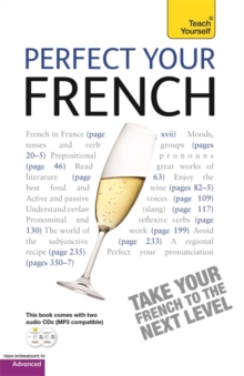 Perfect Your French 2E: Teach Yourself, Mixed media product Book