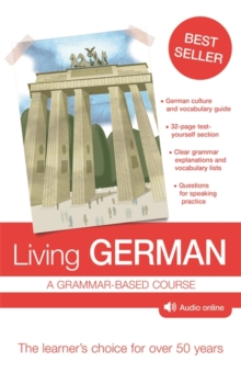Living German : 7th edition, Mixed media product Book