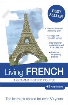 Living French : 7th edition, Mixed media product Book