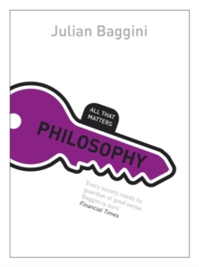 Philosophy: All That Matters, Paperback / softback Book