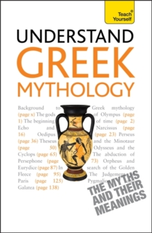 Understand Greek Mythology, Paperback / softback Book