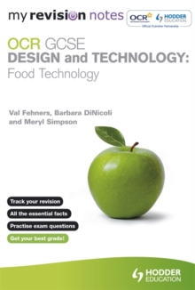 My Revision Notes: OCR GCSE Design and Technology: Food Technology, Paperback Book