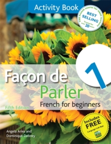 Facon de Parler 1 French for Beginners 5ED : Activity Book, Paperback Book
