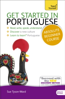 Get Started in Portuguese Absolute Beginner Course : (Book and Audio Support), Mixed media product Book