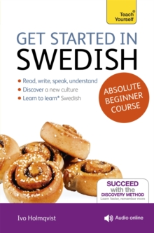 Get Started in Swedish Absolute Beginner Course : (Book and Audio Support), Mixed media product Book