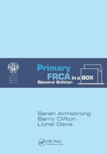 Primary FRCA in a Box, Second Edition, Cards Book