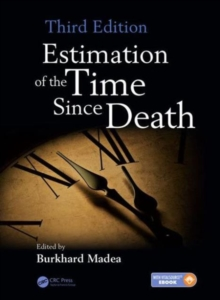 Estimation of the Time Since Death, Third Edition, Mixed media product Book