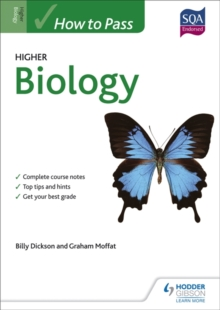 How to Pass Higher Biology, Paperback / softback Book