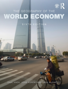 The Geography of the World Economy, Paperback Book