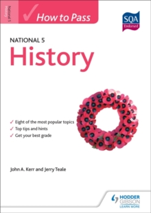 How to Pass National 5 History, Paperback Book