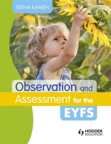 Observation and Assessment for the EYFS, Paperback Book