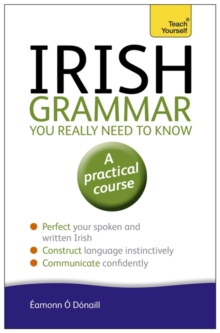 Irish Grammar You Really Need to Know: Teach Yourself, Paperback / softback Book