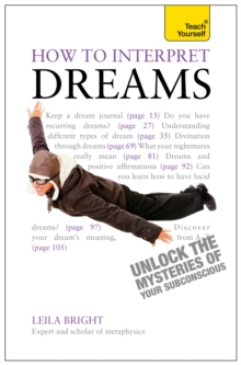 How to Interpret Dreams: Teach Yourself, Paperback Book