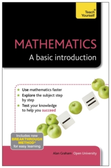 Mathematics: A Basic Introduction: Teach Yourself, Paperback Book