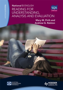 National 5 English: Reading for Understanding, Analysis and Evaluation, Paperback Book