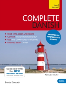 Complete Danish Beginner to Intermediate Course : (Book and audio support), Mixed media product Book